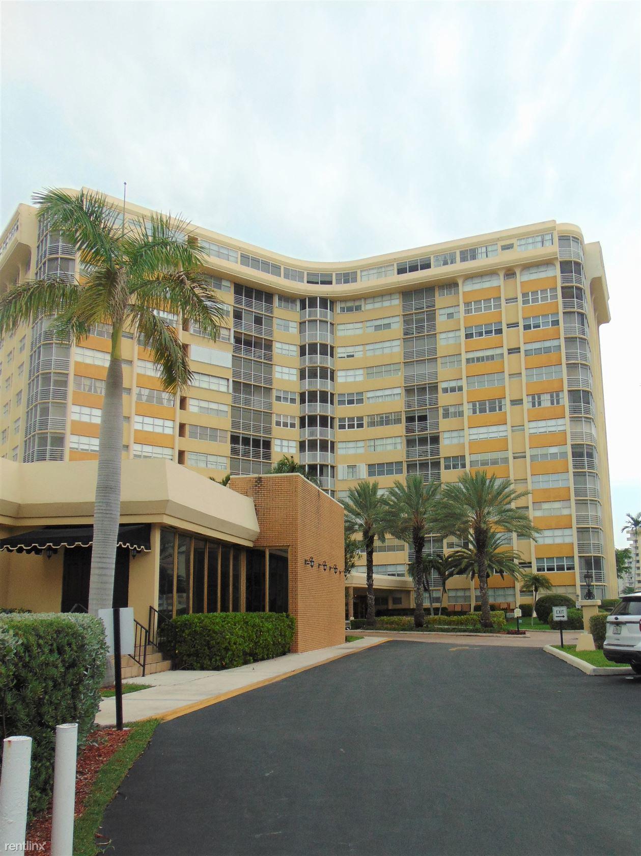 100 Golden Isles Dr Apt 1008, Hallandale Beach, FL - $1,900