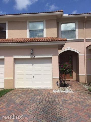 2306 Seminole Palms Dr, Lake Worth, FL - $1,700