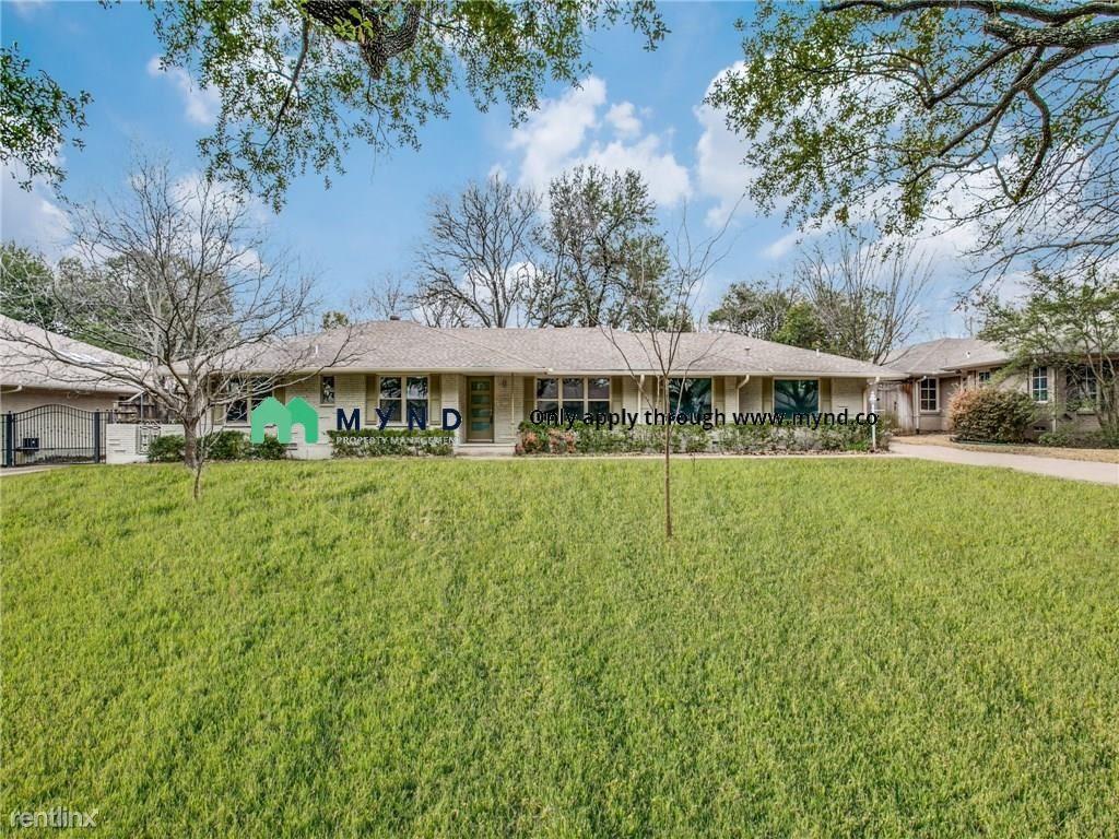 7206 Northaven Rd, Dallas, TX - $4,500