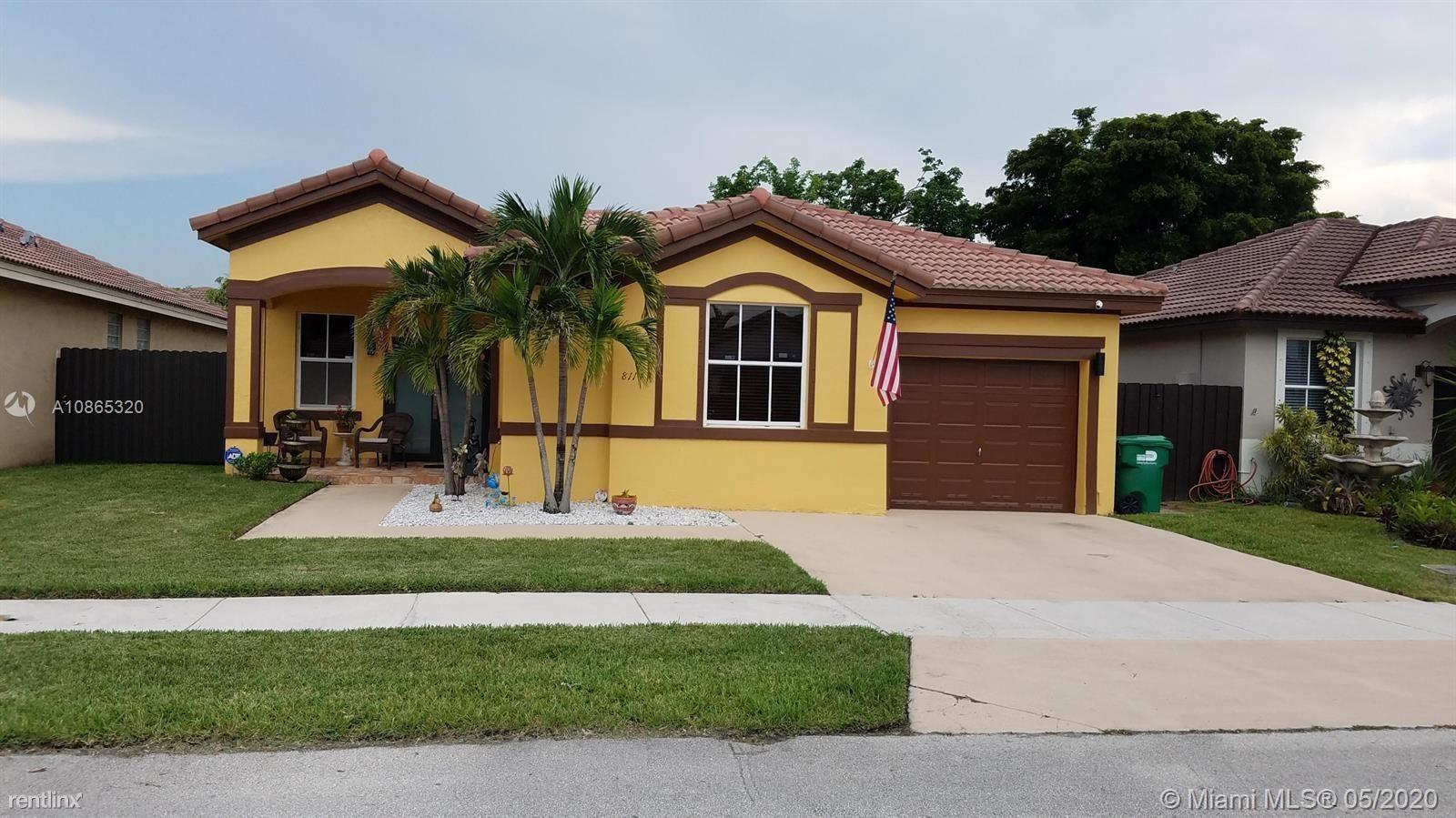 8114 NW 198th Ter, Hialeah, FL - $2,600