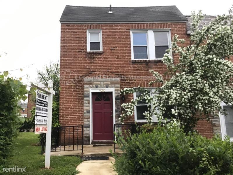 4000 Glenarm Avenue, Rosedale, MD - $1,400