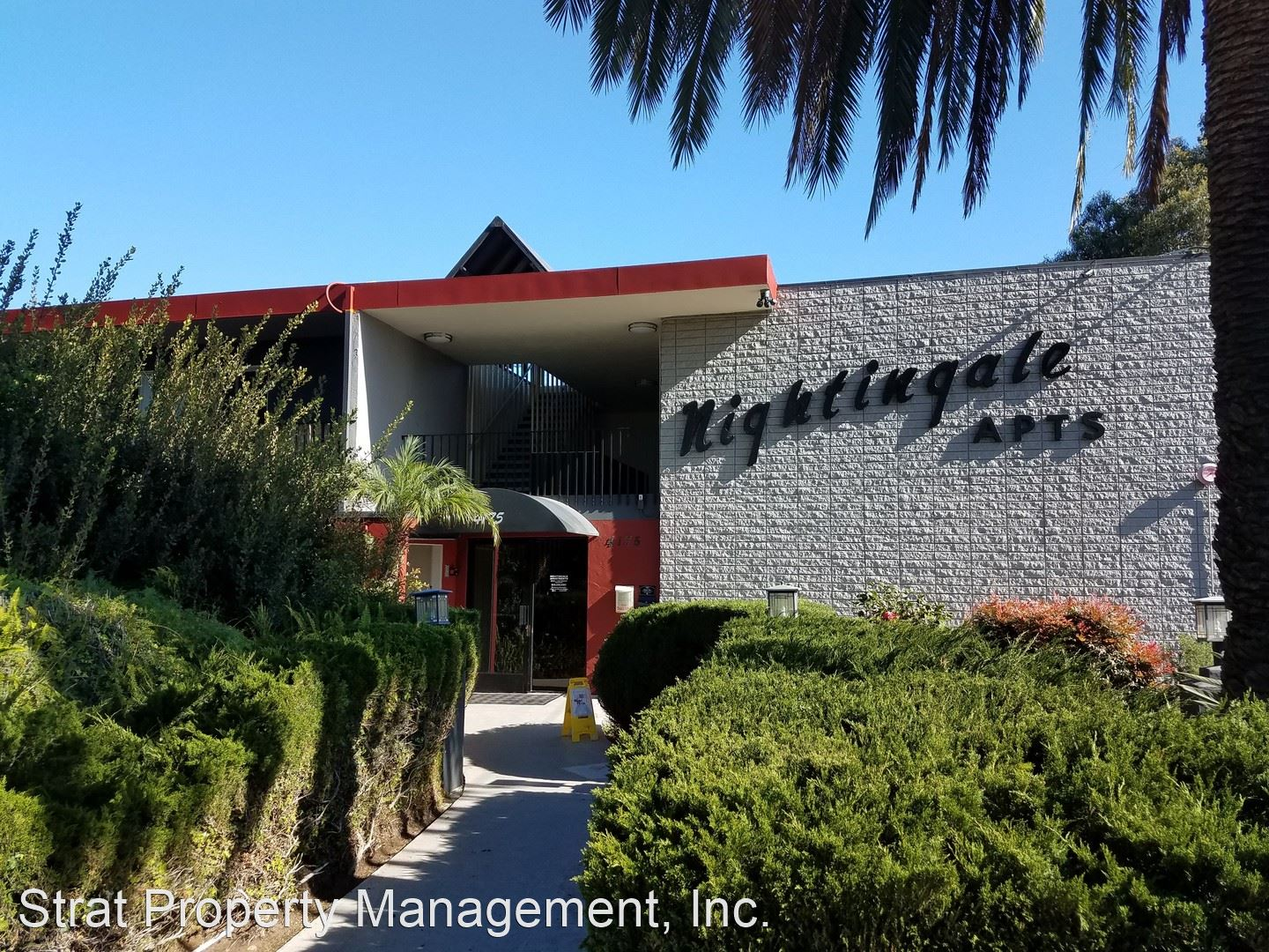 Nightingale Apartments 4175 Bachman Pl. - 1595USD / month
