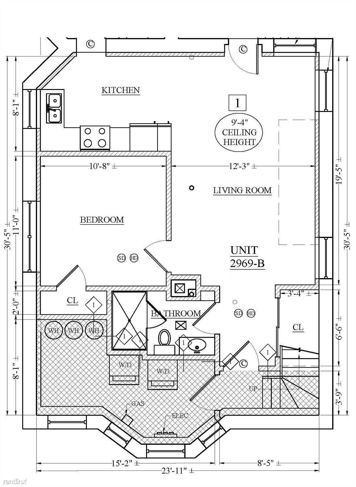 2969 Washington St Unit B, Roxbury, MA - $2,150 USD/ month