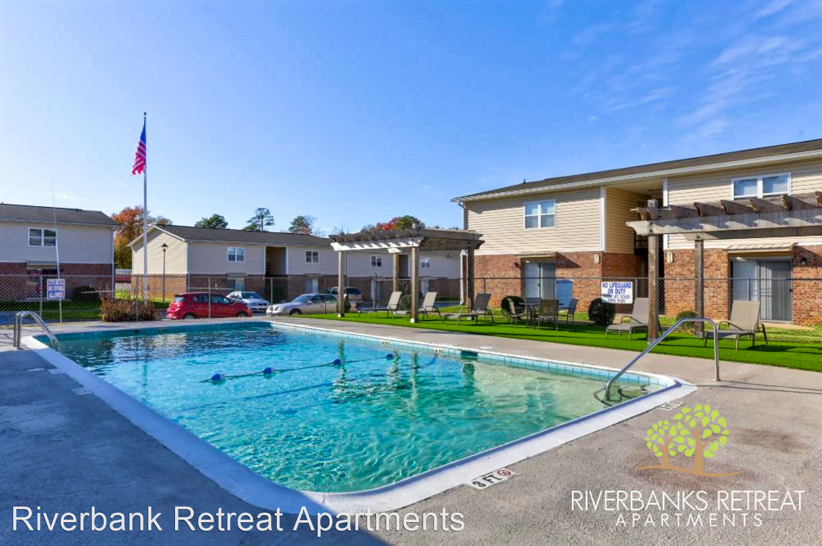 Riverbanks Retreat Apartments 737 Park Place Lane, West Columbia, SC - 799 USD/ month