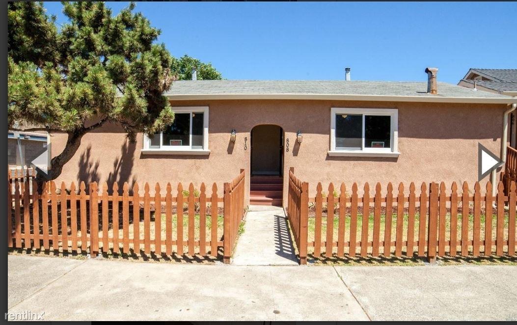 810 Butte Street, Vallejo, CA - $1,650