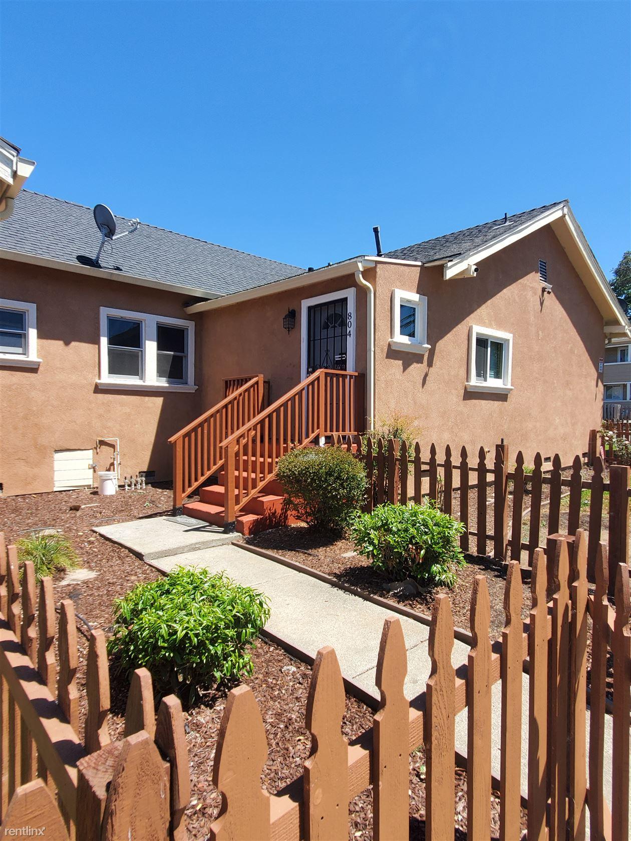 804 Butte Street, Vallejo, CA - $2,100