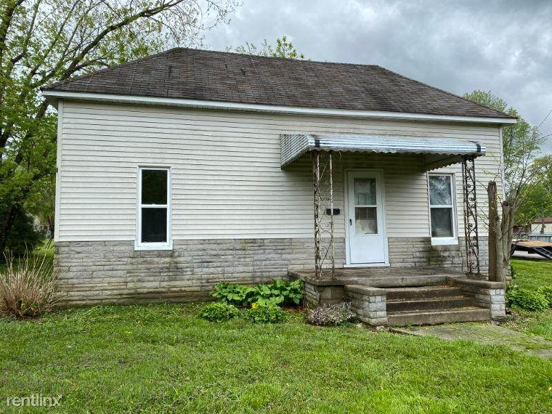 406 W Chestnut, West Frankfort, IL - $275