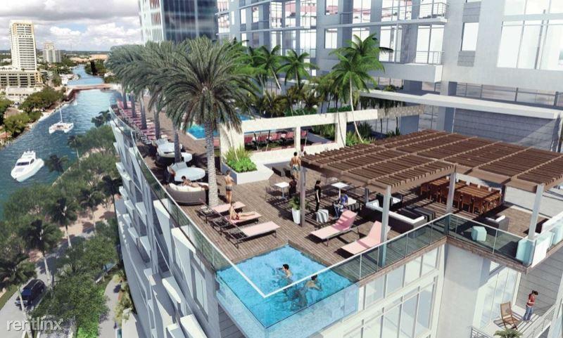 200 N New River Dr E, Fort Lauderdale, FL - $1,805