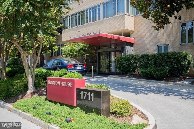 1711 Massachusets Ave, NW 631, Washington, DC - $1,675