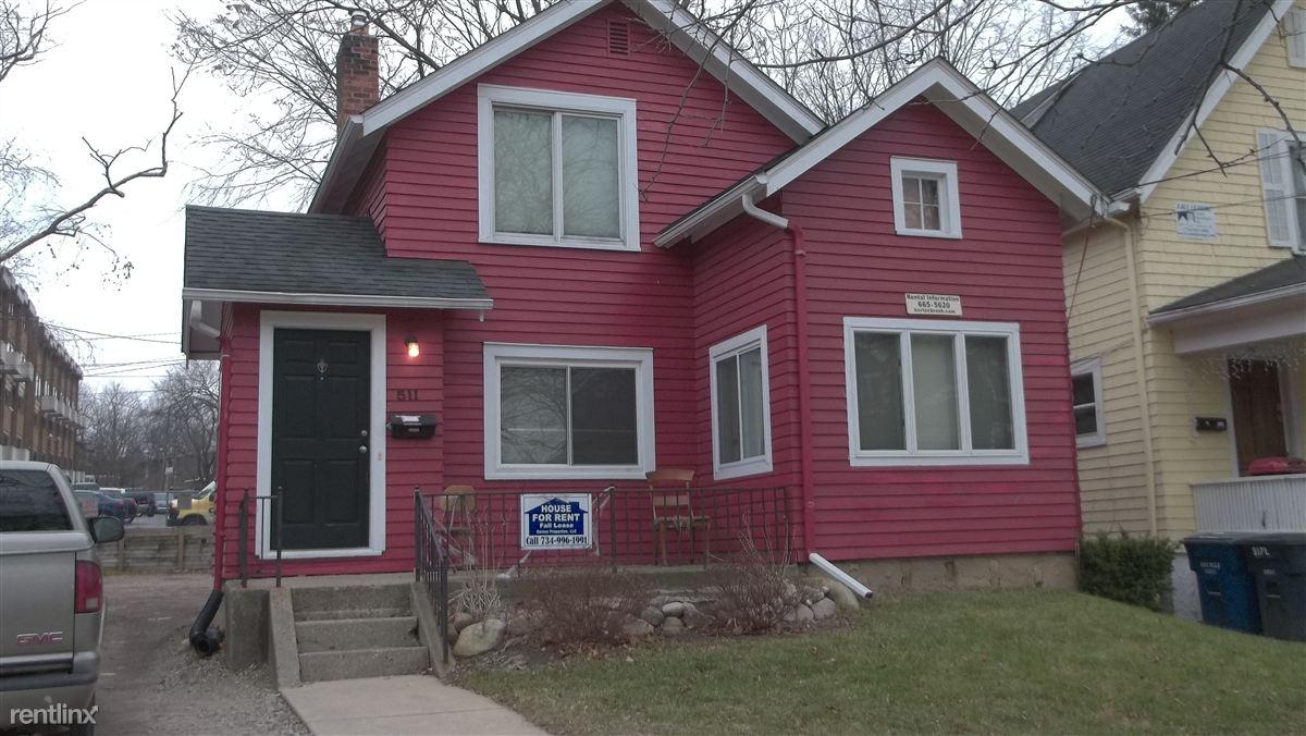 511 Linden St, Ann Arbor, MI - $3,900