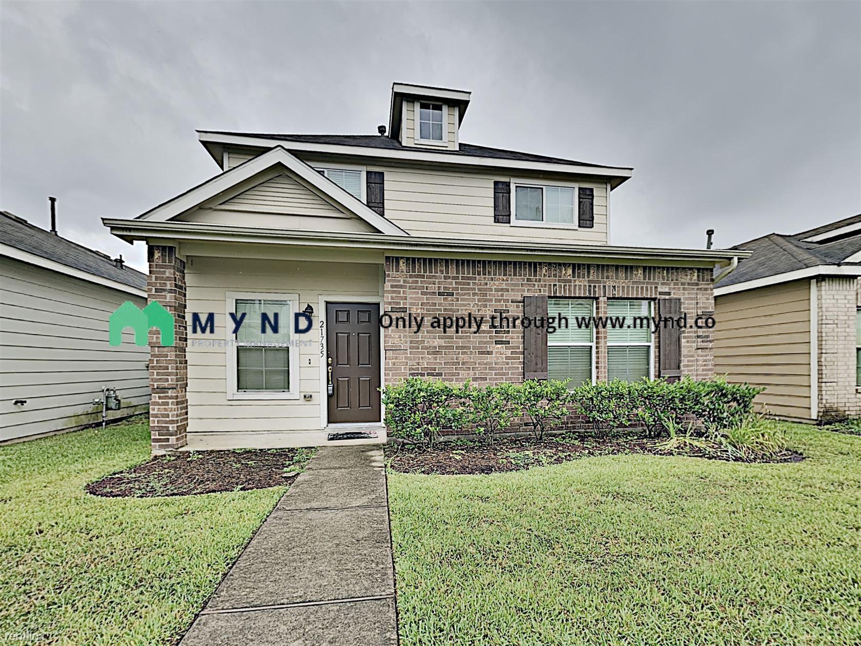 21735 Mossy Field Ln, Spring, TX - $1,575