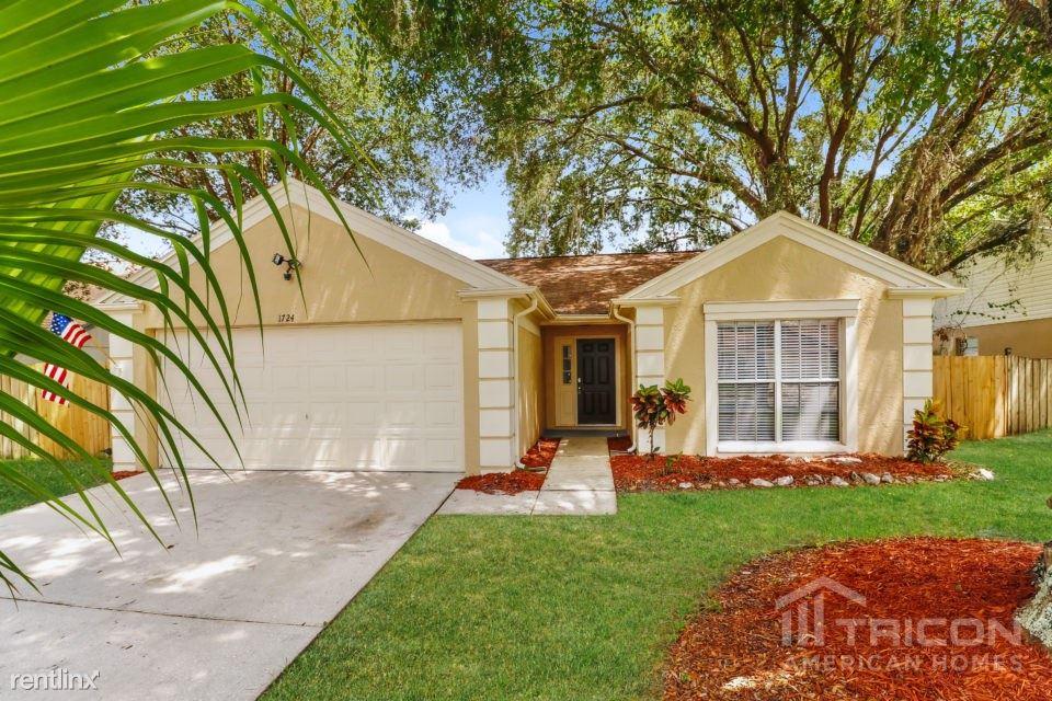 1724 Weaver Drive, Lutz, FL - $1,699
