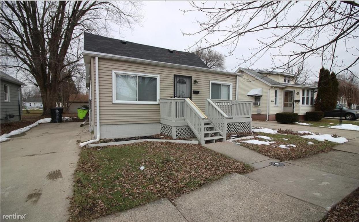 26209 Belanger St, Roseville, MI - $1,100