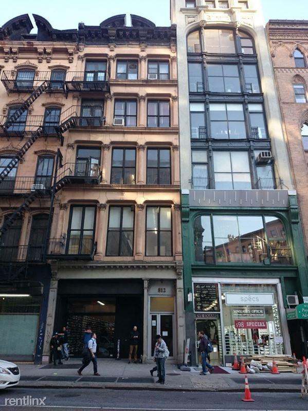 812 Broadway, New York, NY - $9,500