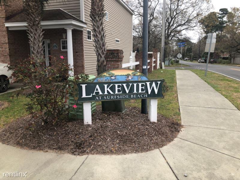 504  Lakeshore DR, Surfside, SC - $1,495