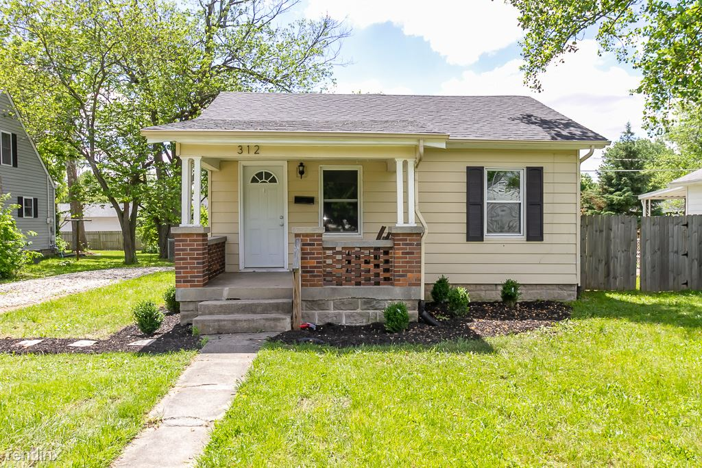 312 Hanley St, Plainfield, IN - $1,100