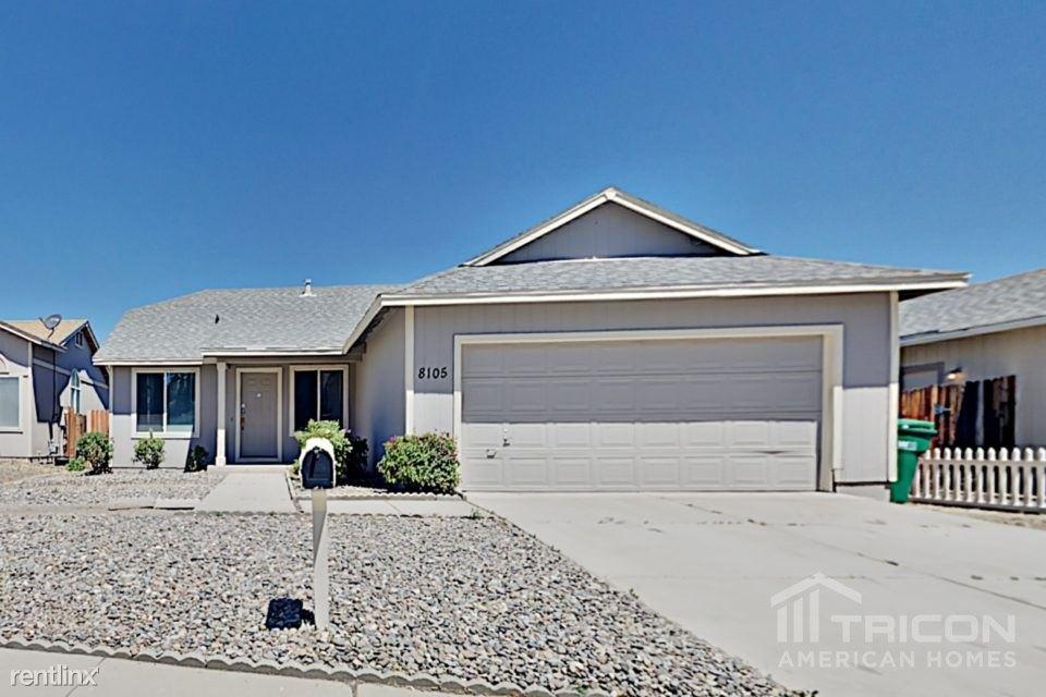 8105 Shifting Sands Drive, Reno, NV - $1,950