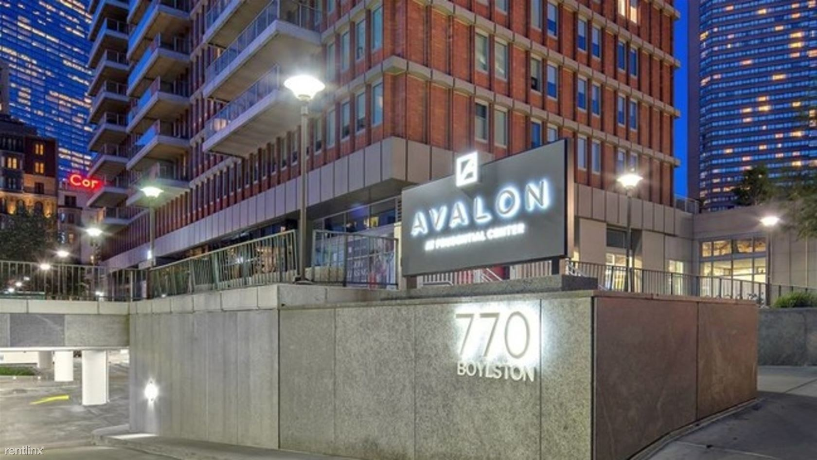 770 Boylston Street, Boston, MA - $3,348