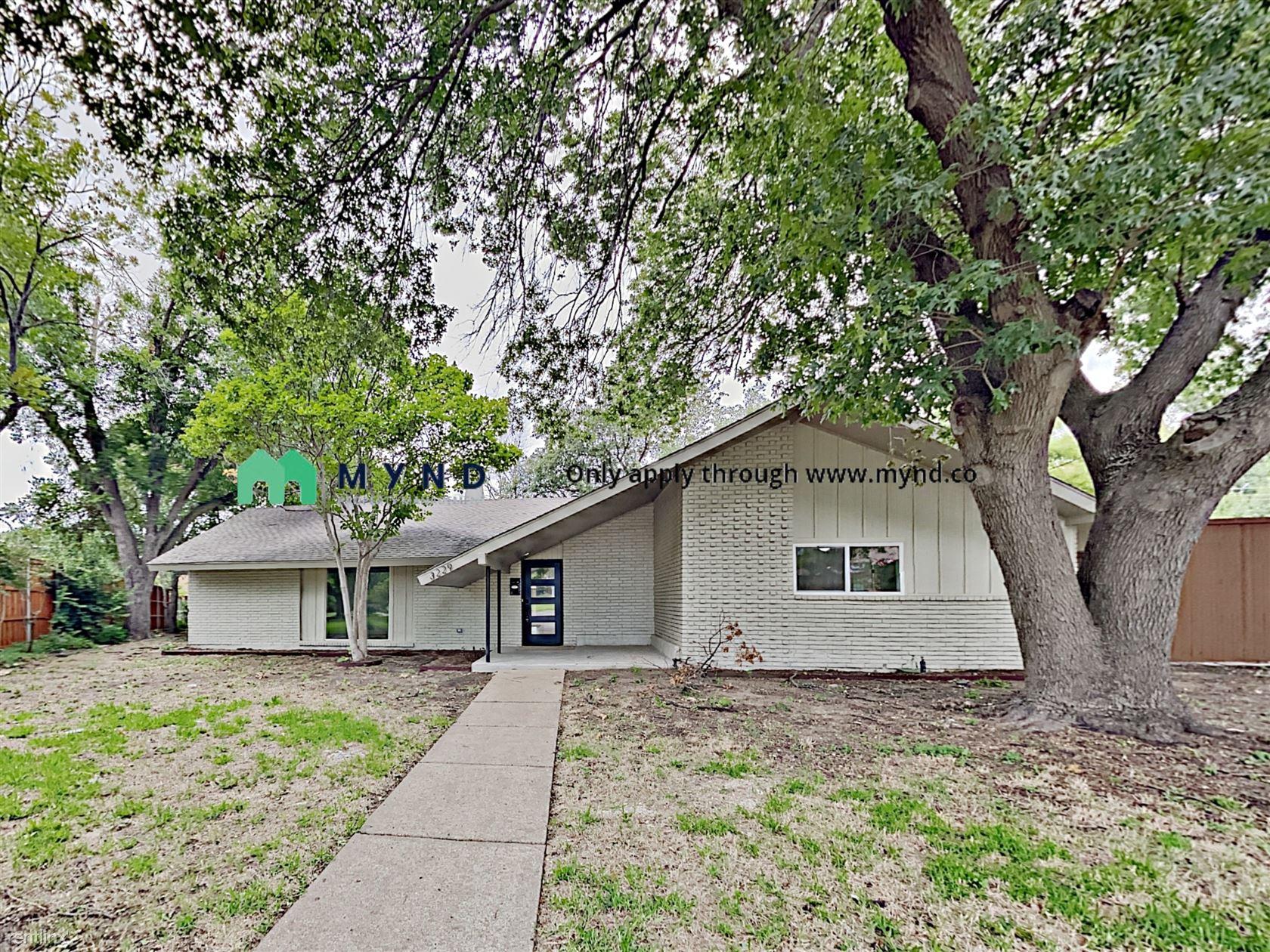 3229 Merrell Cir, Dallas, TX - $4,500