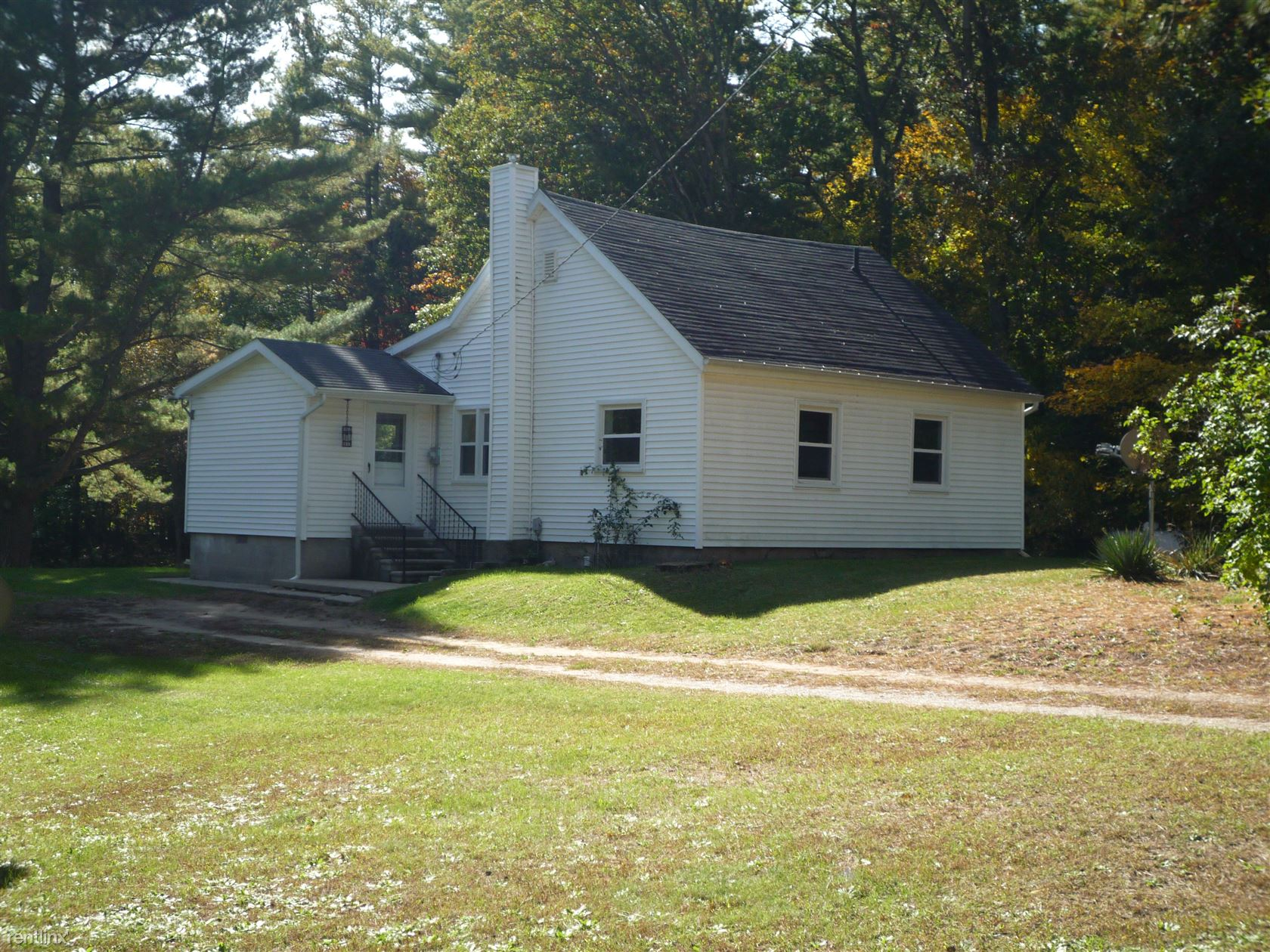 Approximately 8 Miles East of White Cloud, White Cloud, MI - $750