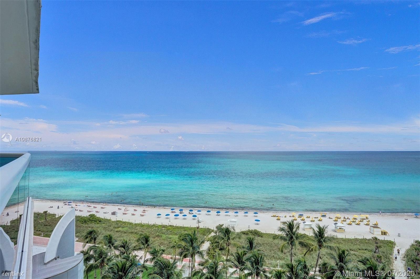 6301 Collins Ave Apt 1202, Miami Beach, FL - $4,600