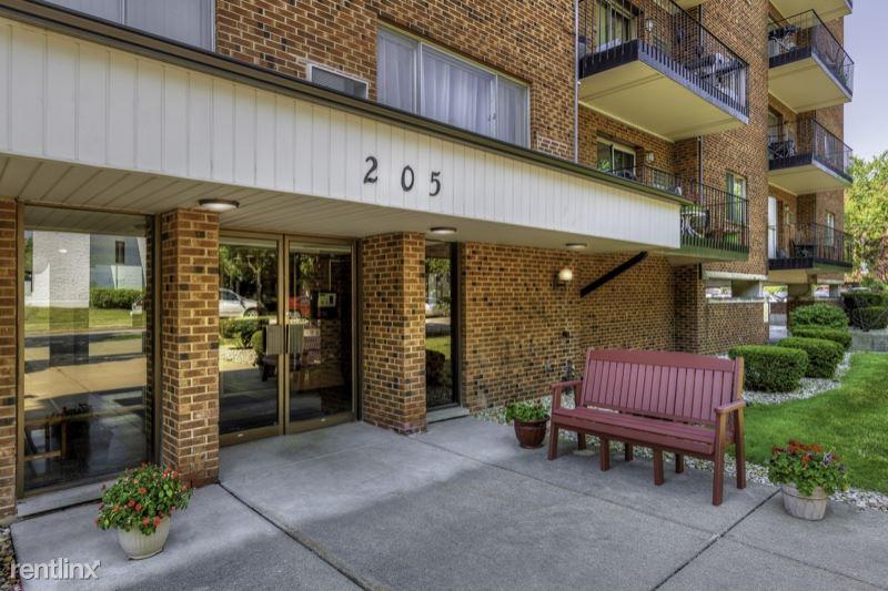 205 W  MINER ST 204, Arlington Heights, IL - $1,250