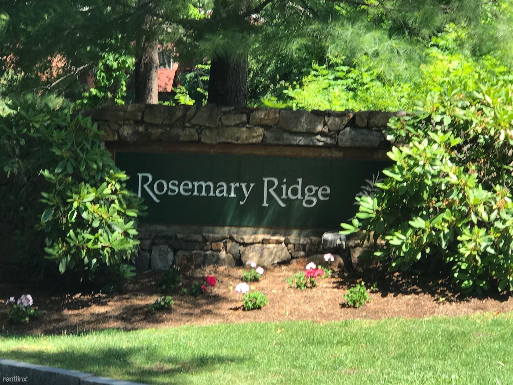100 Rosemary Way, Needham, MA - $2,545