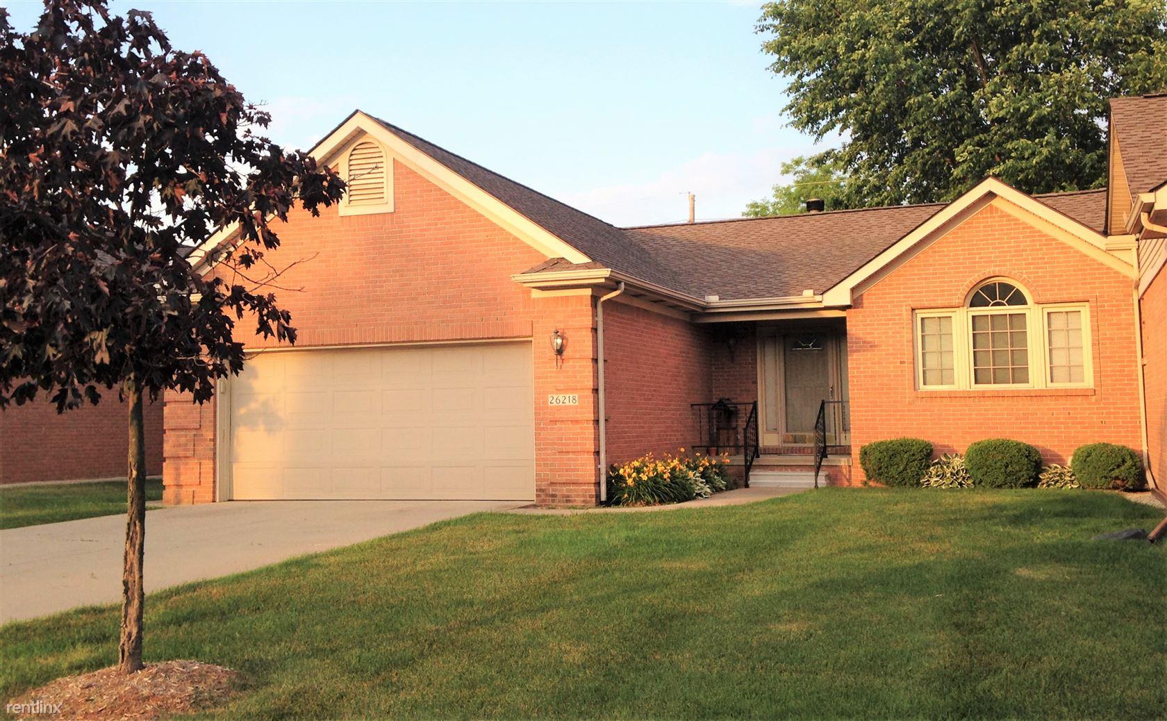 26218 Orchard Lake Rd, Farmington Hills, MI - $1,600