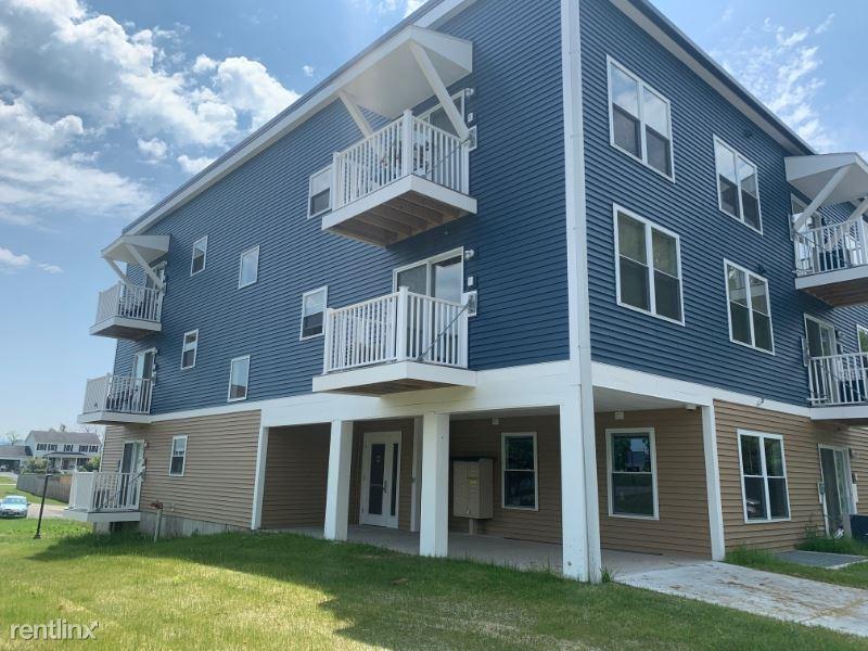 64 Old Academy St- Senior Housing, Fairfax, VT - $1,200