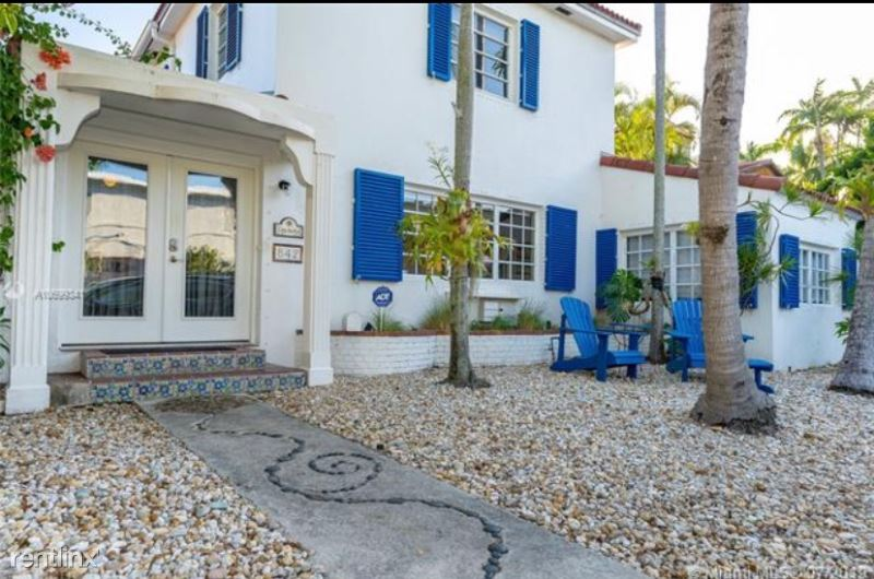 842 Espanola Way, Miami Beach, FL - $6,250