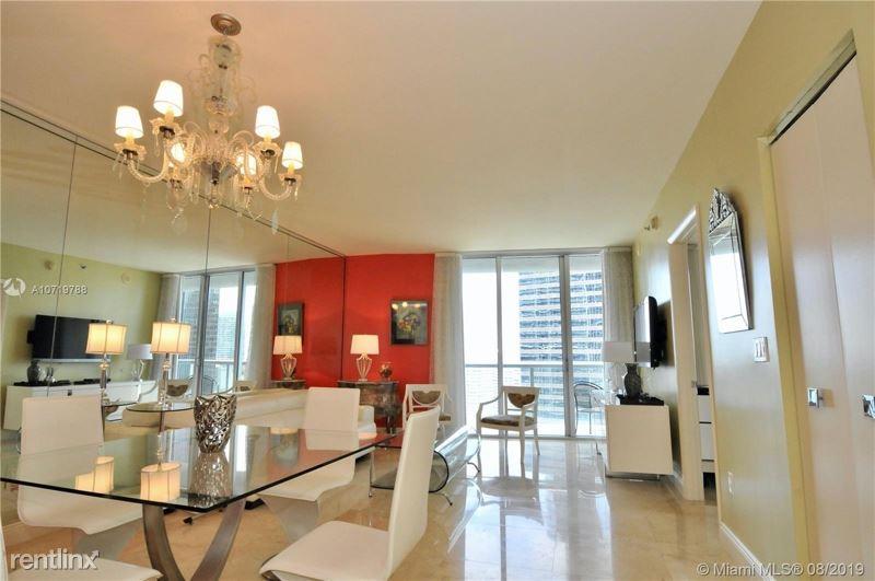 485 Brickell Ave # 1909, Miami, FL - $3,200
