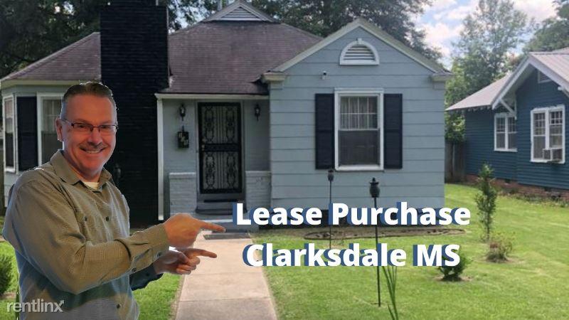 108 Elm Avenue, Clarksdale, MS - $775