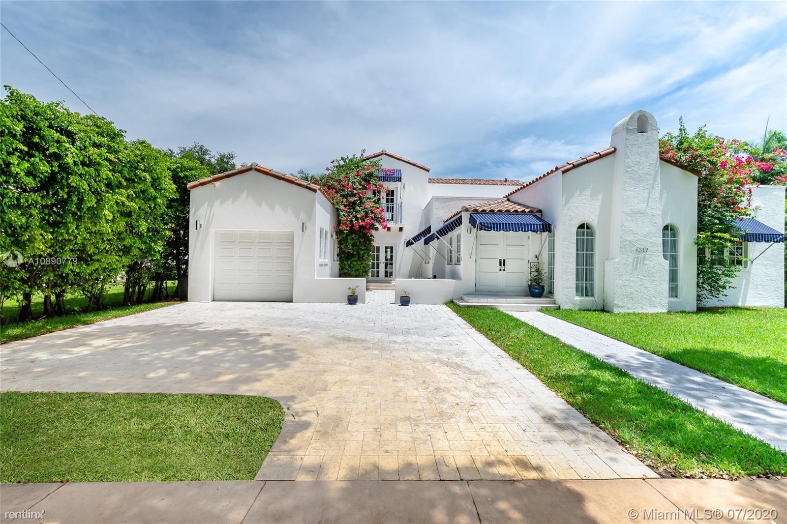 1317 Obispo Ave, Coral Gables, FL - $11,950
