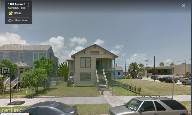 1408 Mechanic St 2nd floor, Galveston, TX - $1,500