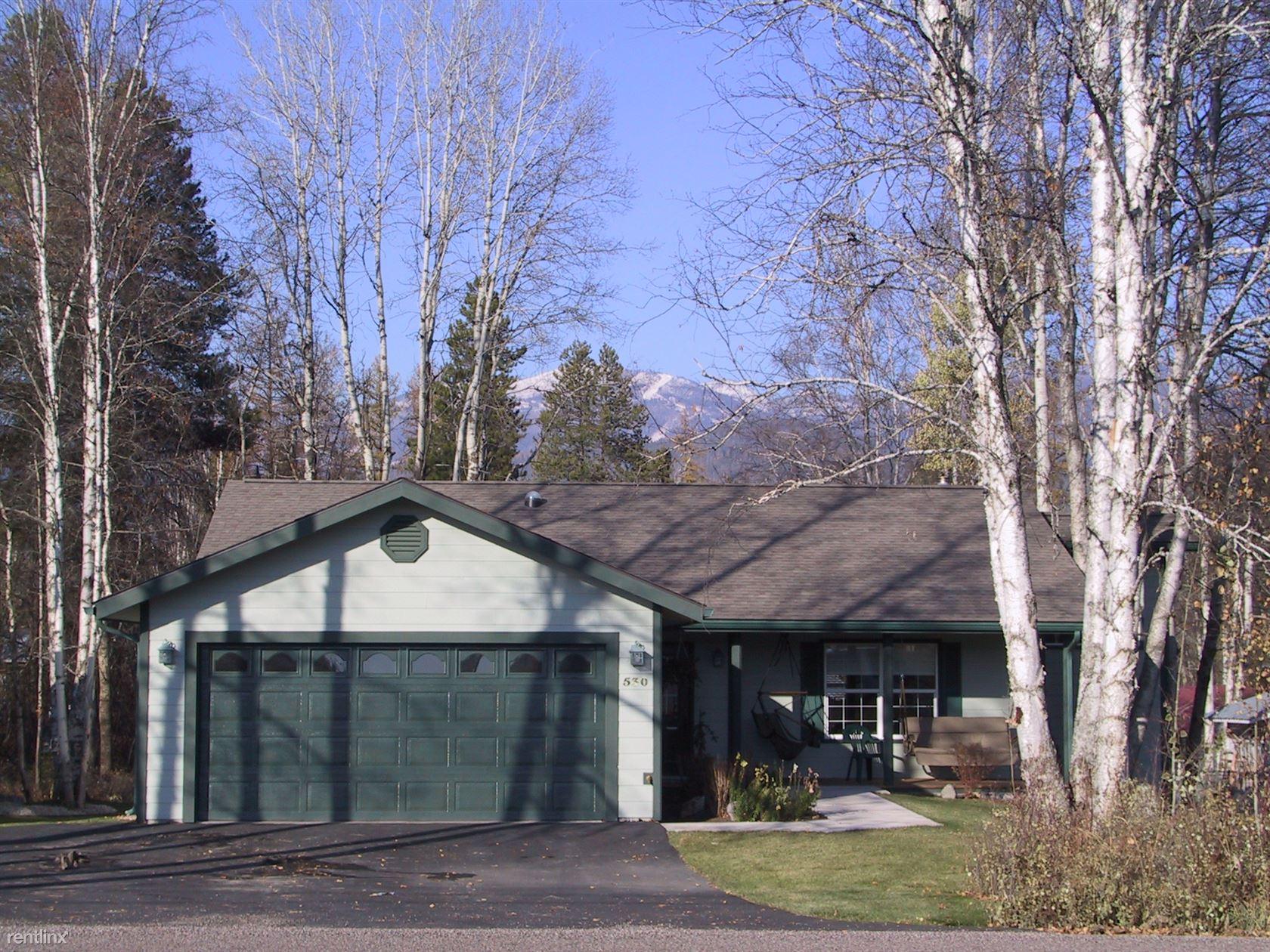 530 Glenwood Road, Whitefish, MT - $2,800