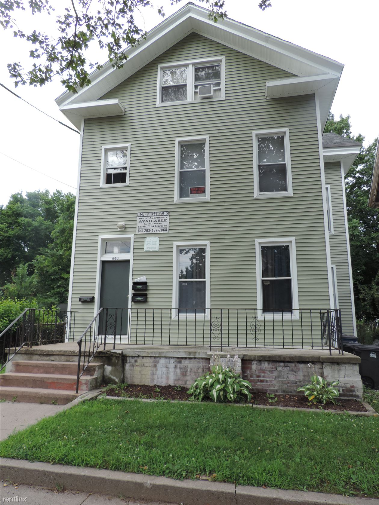 640 Howard Ave, New Haven, CT - $1,800