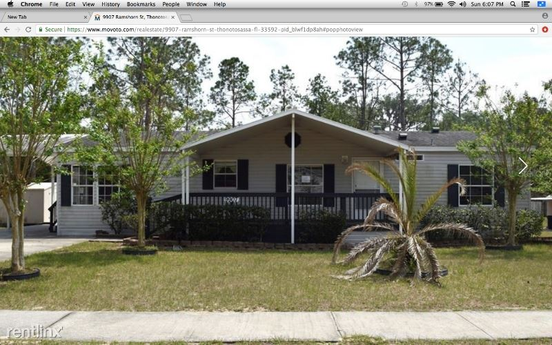 9907 Ramshorn St, Thonotosassa, FL - $1,349