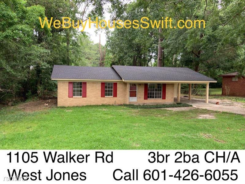 1105 Walker Rd, Laurel, MS - $1,195