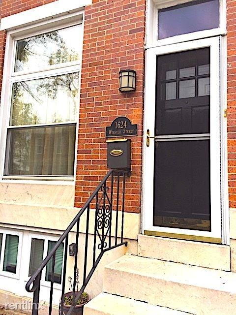 1624 Webster Street, Baltimore, MD - $1,800