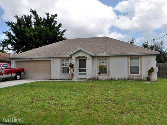 3581 SW Kromrey St, Port Saint Lucie, FL - $1,700