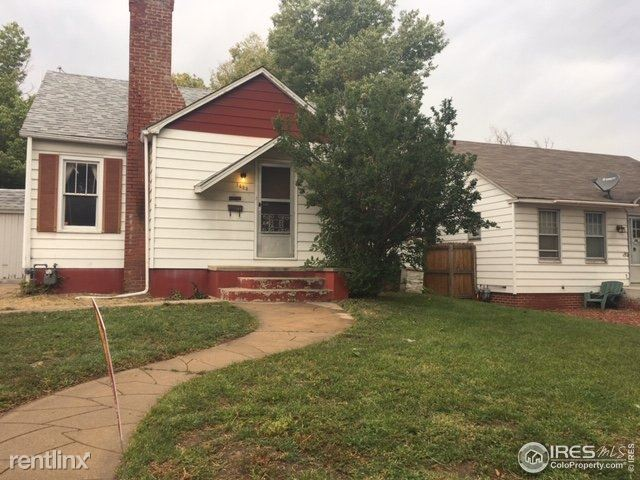 1423 14th Ave 2, Greeley, CO - $1,100