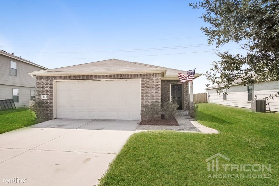 634 Enchanted Springs Drive, Rosenberg, TX - $1,449