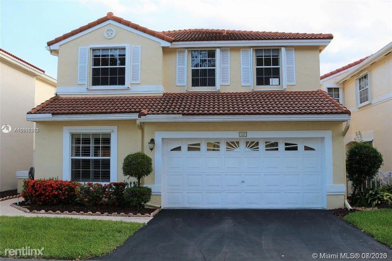 928 Opal Ter, Weston, FL - $3,000