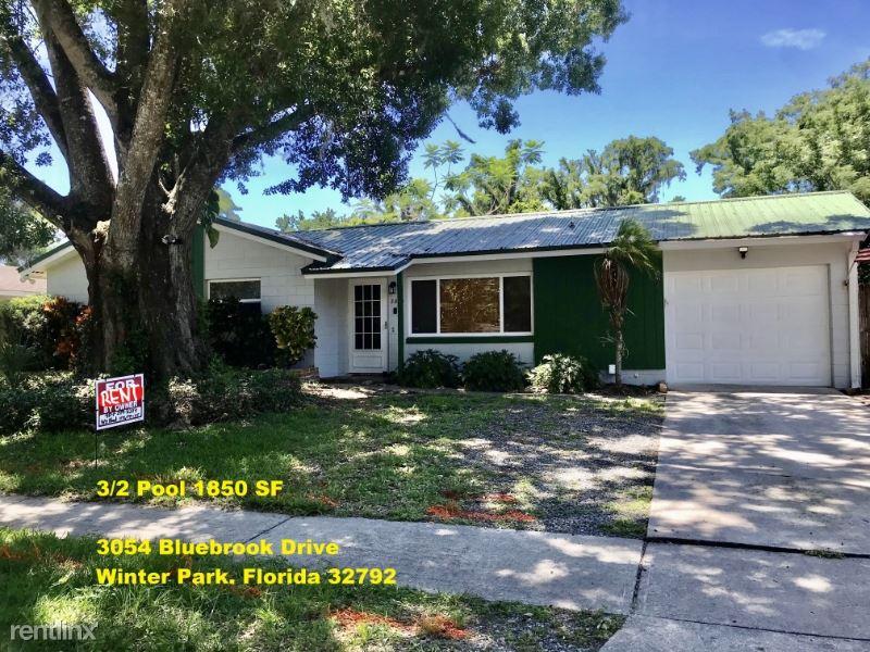 3054 Bluebrook Dr, Winter Park, FL - $2,100