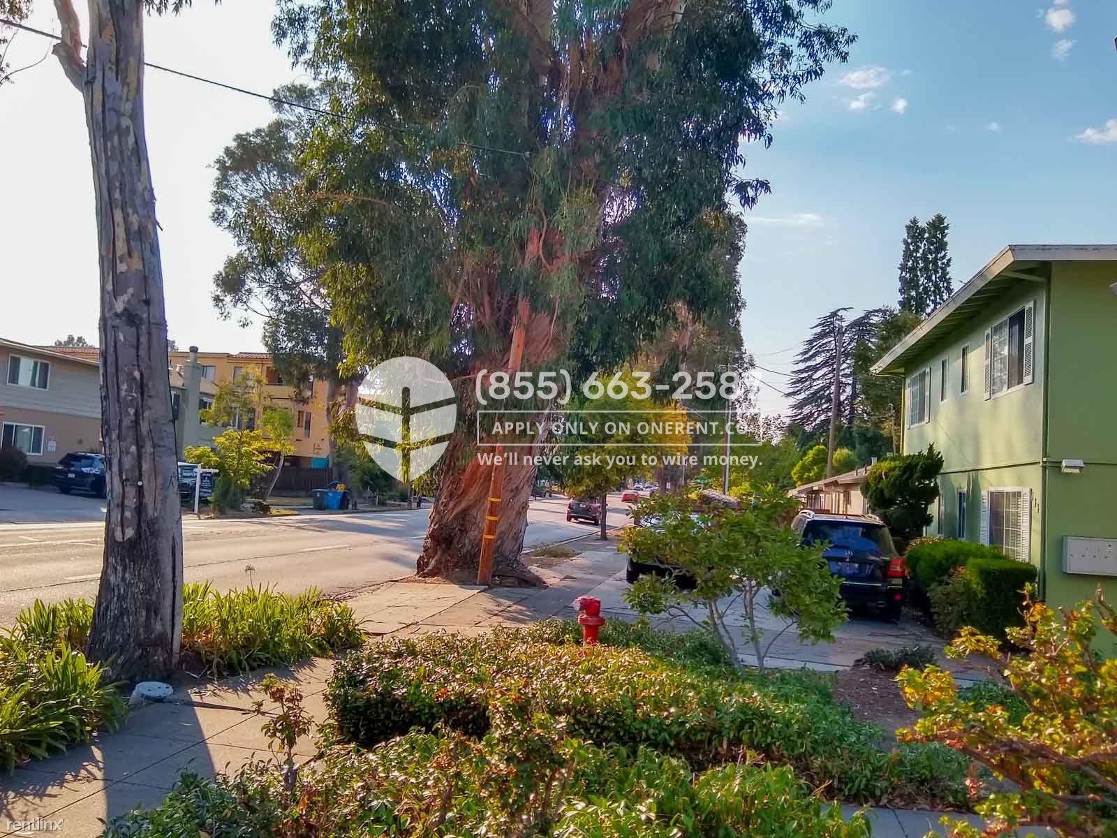1444 El Camino Real Unit 4, Burlingame, CA - $3,599