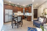 The Boulevard - 1 Bed 1 Bath - Living Room and Kitchen