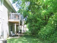 Wooded view - 2 story building