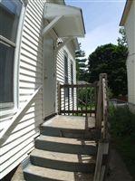 Door to upstairs apt