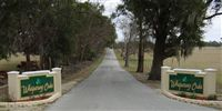 Entrance to Whispering Oaks MHP