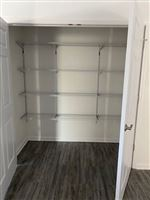 Kitchen Pantry with Lots of Space!